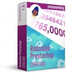 Módulo para la corrección del redondeo de Prestashop 1.5