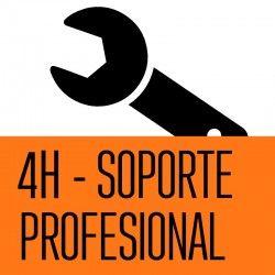 4 horas de soporte PrestaShop profesional