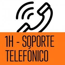 1 hora de soporte PrestaShop por teléfono