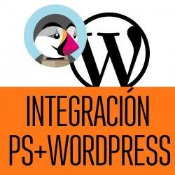 Integrate Wordpress in your Prestashop