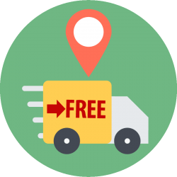 Shipping free by zones