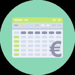 Sales report generator in excel format for PrestaShop