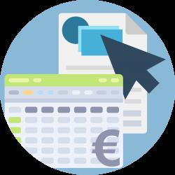 Facturación Total: Informes de ventas en excel y facturas personalizables todo en uno