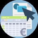 Facturación Total: Informes de ventas en excel y facturas personalizables