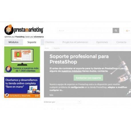 Gestor de banners GIF en PrestaShop