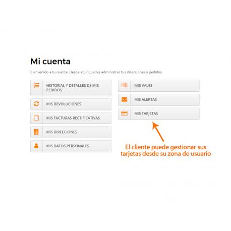 Configuración Tarjetas en archivo de RedSys en PrestaShop
