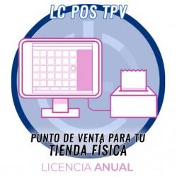 TPV Punto de Venta físico con PrestaShop 1.7 - LICENCIA ANUAL