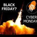 Fechas Black Friday y Cyber Monday