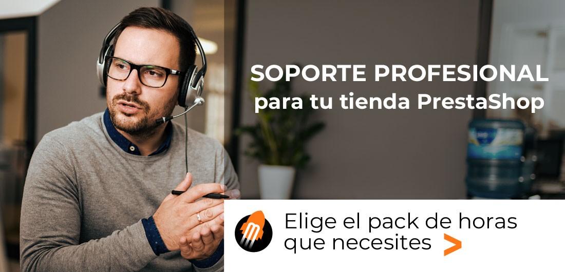Soporte Profesional de tu tienda PrestaShop - Prestamarketing.com