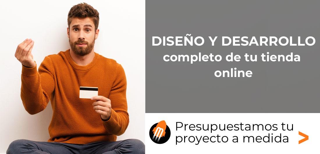 Diseño y desarrollo de tiendas online con Prestashop - Prestamarketing.com