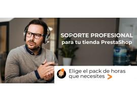 Soporte profesional PrestaShop - PrestaMarketing.com